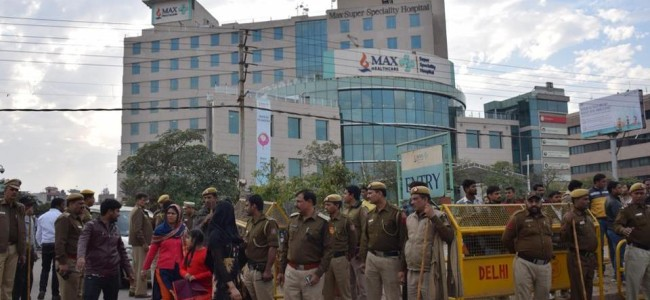 Max Hospital licence cancelled for wrongly declaring baby dead
