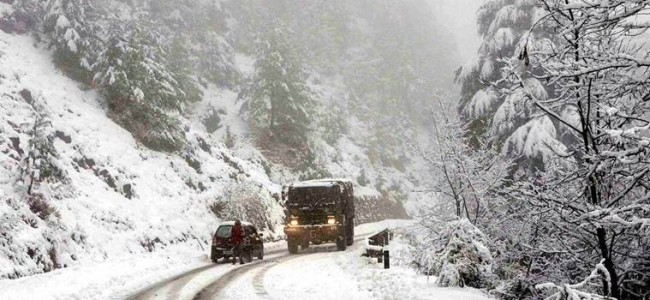 'Decision on highway traffic after accessing weather, road condition tomorrow'