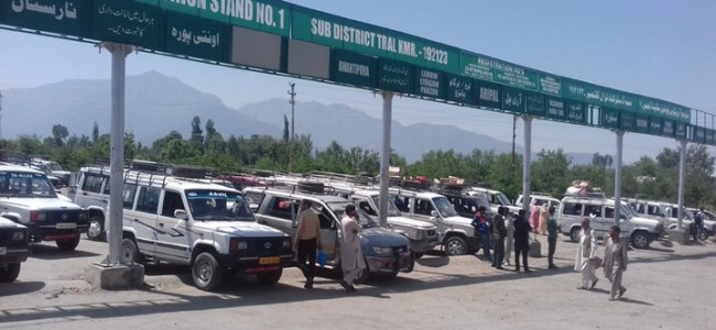 Tral opens after 3 days of shutdown