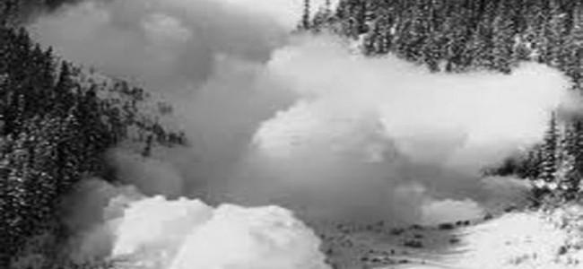 Govt issues fresh avalanche warning