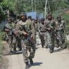 Govt forces launch cordon, searched in Tral village