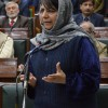 On 'record' in House: Whatever you will get, you will get it from India only, Mehbooba tells Hurriyat