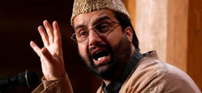 PDP using dialogue, reconciliation as 'sugar coated' terms: Hurriyat Conference (M)