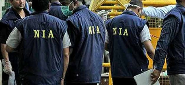 Sopore: NIA conducts searches in Krankshivan colony resident's house