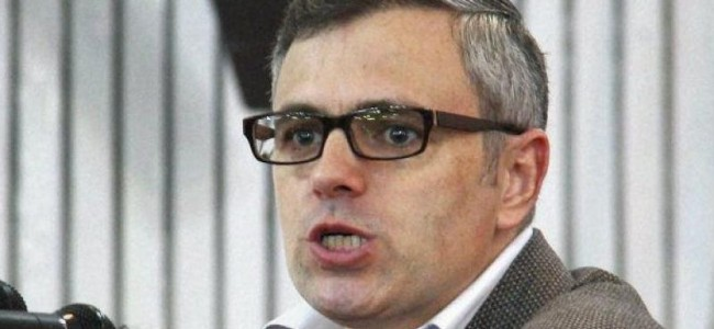 CBI must probe it, find origins says Omar Abdullah on Guv's remarks 'orders on social media are fake'