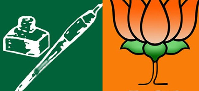 BJP finalizes names to be inducted in cabinet, oath ceremony on Monday