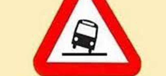 Five injured in road accident in north Kashmir's Bandipora