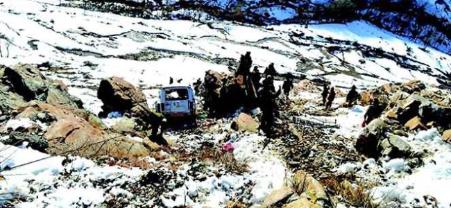 Most accidents on Sadhna Top due drivers' negligence: Govt
