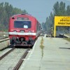 Train services resume across Kashmir after two day suspension