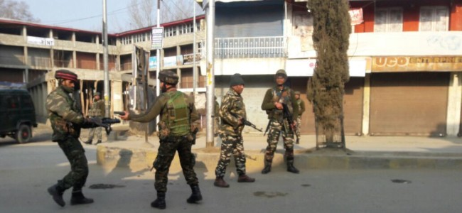 4 cops killed in IED blast in north Kashmir's Sopore on massacre anniversary, Jaish claims responsibility