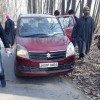 Police recovers stolen car in Pulwama