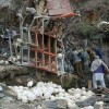 Driver killed as truck carrying chickens plunges into gorge in Ramban