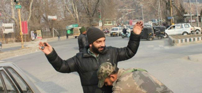 Kashmir turned into 'prison': NC stages walk out from House
