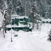 Night Temp Rises As Gulmarg, Other Parts Of Kashmir Witness Fresh Snowfall