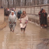 Poor drainage irks Pampore residents