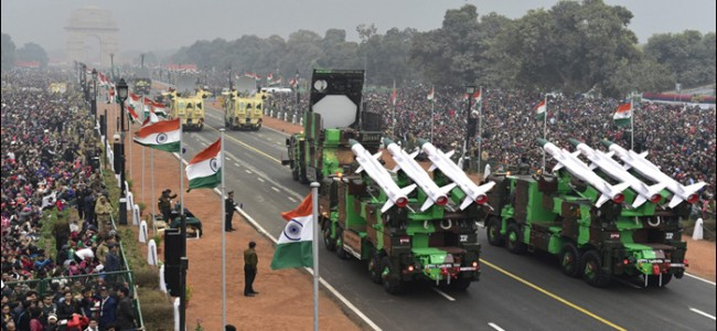 Govt asks its employees to attend R-Day functions as part of official duty