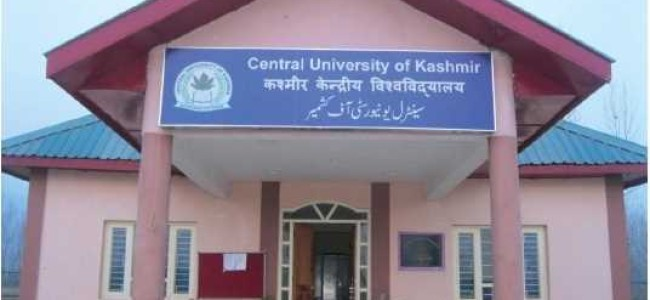 Ganderbal up in arms against shifting of CU campus
