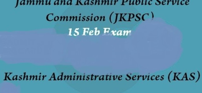 JKPSC sets timeline for combined competitive examinations, cancelled exam to be held in July