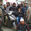 Disabled persons protest, demand education, employment