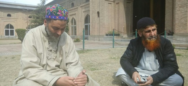 JRL to hold sit in at Jama masjid