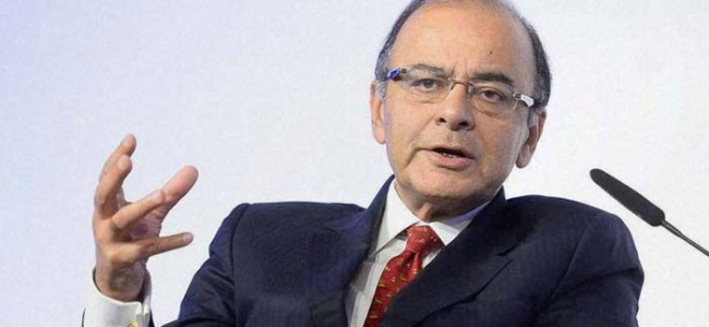 India is a $2.5 trillion economy on path for 8% growth: Arun Jaitley