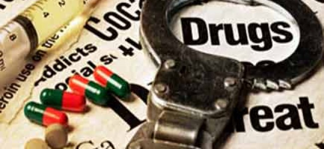 Effective implementation of drug policy need of hour: Advisor Sharma