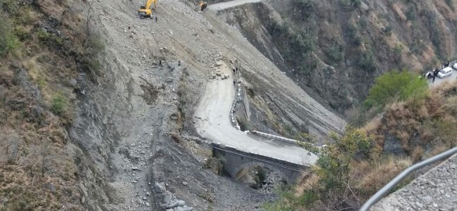 Day 4: Landslides keep highway closed, decision on re-opening to be taken tomorrow