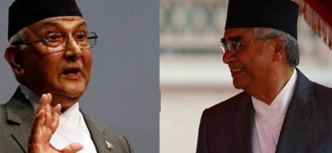 Nepal PM resigns, 2 months after successful polls