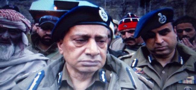 'Alert forces' won't let situation deteriorate, summer in Kashmir will be 'Okay': DGP