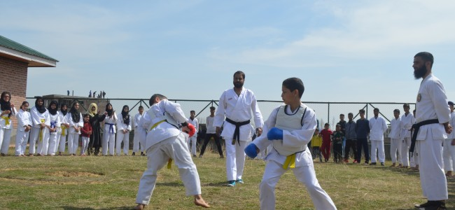 In north Kashmir girls are learning Budokon Karate, winning Gold medals but decry official apathy