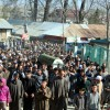Thousands Attend Warpora Sopore Militant's Funeral