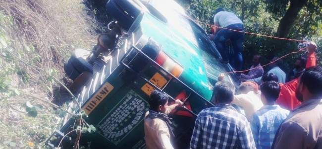 Reasi accident update: Class 10 student succumbs to injuries