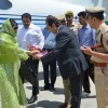 Move offices close in Jammu, Mehbooba arrives in Srinagar