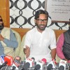 All Tribal Coordination Committee criticize Lal Singh for threatening journalist fraternity of Kashmir, on Wednesday