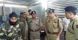 IGP-K visits Ganderbal, to review security measures for Amarnath Yatra