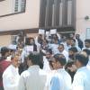 Bar Association Anantnag protests against 'attempts to scrap Article 35 A'