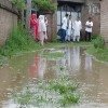 Rains inundate Bilal-abad Tral, authorities cite fund crunch