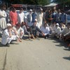 Rafiabad resident protest, demand appointment of Tehsildar, Executive Magistrate