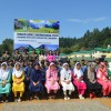"""FLAGGING OFF OF """"CAPACITY BUILDING TOUR"""" FOR DEGREE COLLEGE STUDENTS"""