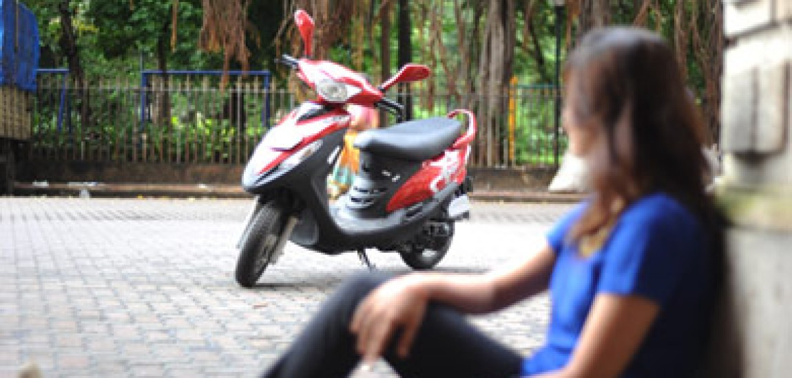 Story of a two-wheeler