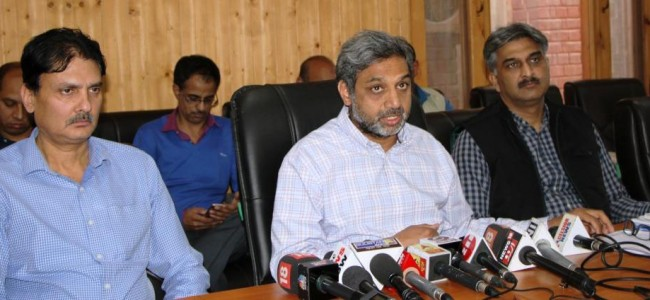 1283 candidates in fray for 422 Wards going to polls in Phase-I: CEO