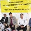 Boycott poll duty; go for mass leave on election day: JKCSCC to Govt employees