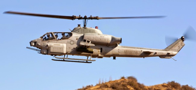 Pak military chopper flies near LoC in Poonch, goes back after 5 minutes