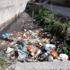 Manigam Durpora irrigation channel turned into garbage dumping site, officials unmoved