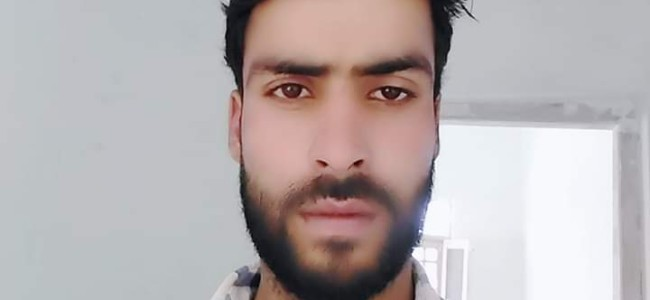 Budgam civilian death: Left home to collect money from his customers, returned dead