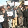 JRL holds protest demonstration in Srinagar