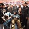 JKLF organized a blood donation camp at Abi Guzar on Monday