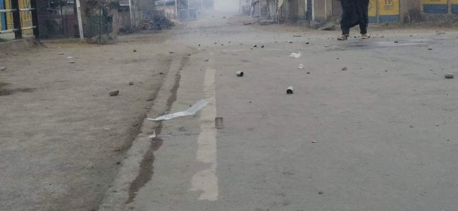 Pulwama shuts on second day against militant killings
