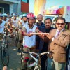 28 destinations, 1600 kms, 46 days long 'Healthy India Cyclothon' concludes'