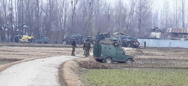 2 militants killed in Rajpora Pulwama